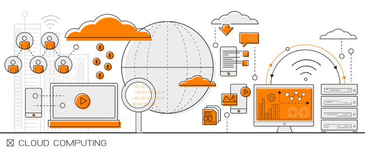 Felhő adattárolás - miért is jó?