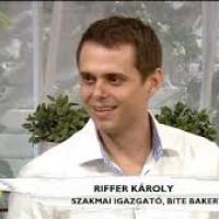 Riffer Károly, Operatív igazgató, BITE bakery café